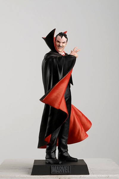 Collection Marvel Super Heroes Eaglemoss Dracula