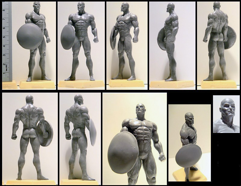 Collection Marvel Super Heroes Eaglemoss Vance Astro